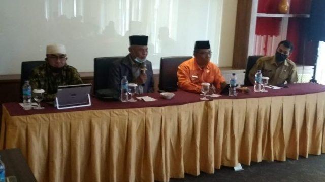 Sosialisasi, Dialog dan Silaturrahmi FKUB Prov. Sumbar di Emersia Hotel