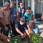 7 Ekor Hewan Qurban Disembelih di Kankemenag Tanah Datar