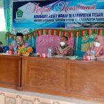 Rakor Advokasi Asset Wakaf Kabupaten Tanah Datar antara Kemenag dengan BPN Kabupaten Tanah Datar